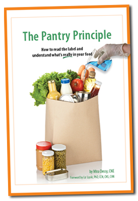 The Pantry Principle Cover