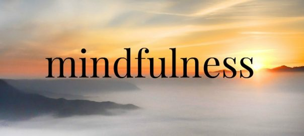 mindfulness, the word of the year