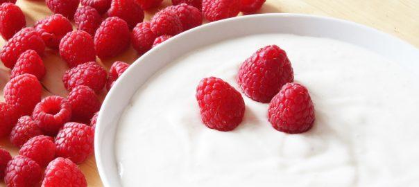 Delicious Creamy Yogurt