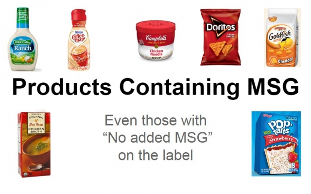 Food Products Containing Carrageenan
