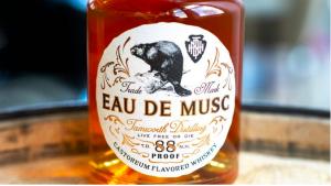 castoreum, beaver butt whiskey