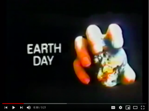 Earth Day 1970 CBS Special