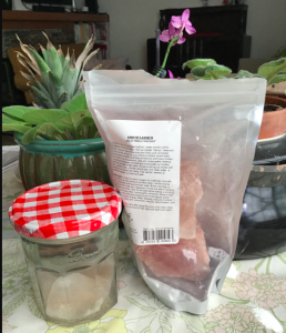 Himalayan Salt for Sole - LCG Box