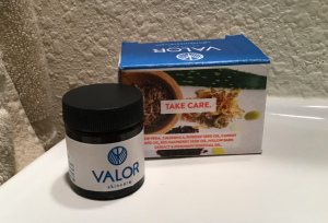 Valor Facial Lotion - LCG Box