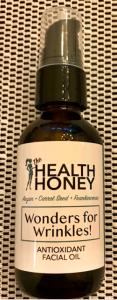 Lean Clean Green Hydration - Healthy Honey Facial Spray